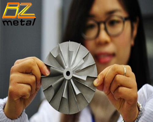 Application of TITANIUM alloy 3D printing technology in various fields