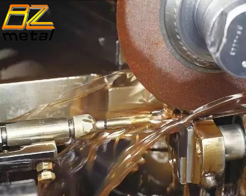 All Kinds of Metal Material Forming Process--Machining
