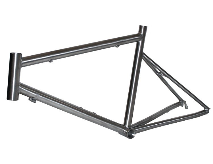 Titanium Bicycle Frame
