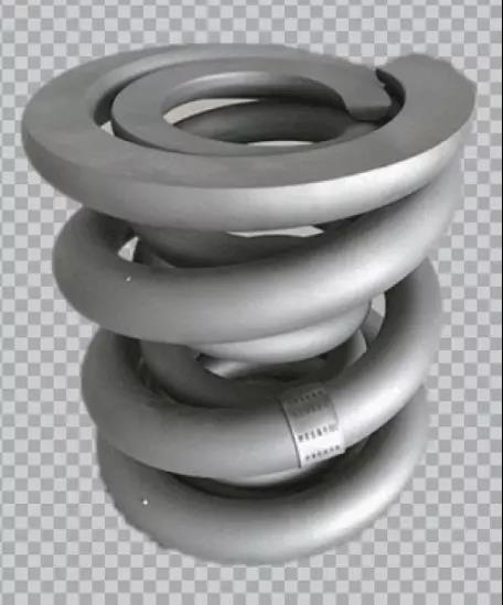 Application Prospect of Helical Compression Spring of Titanium Alloy in Rail Transportation Industry