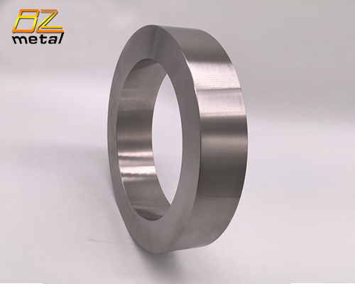 Titanium Alloy Hot Forging Rings and Discs