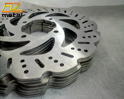 Titanium Brake Rotor for racing performace