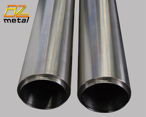 Titanium sputtering targets tube for PVD coating