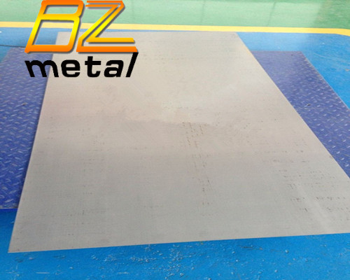 Hot Sell Titanium Wide and Long Plates in Stock