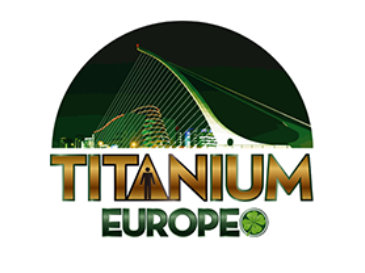TITANIUME UROPE 2020 on 4th to 6h. May in Eire