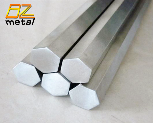 ASTM F136 Titanium Gr5 Hex Bar in High Quality