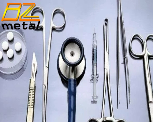 Important Applications Of Titanium and Titanium Alloys in The Medical Field-I