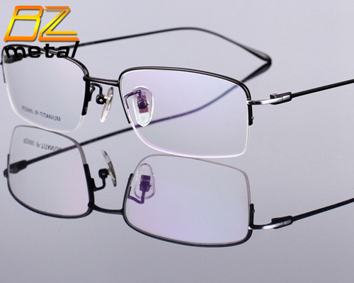 Advantages of Pure Titanium and Titanium Alloy Eyeglass Frames