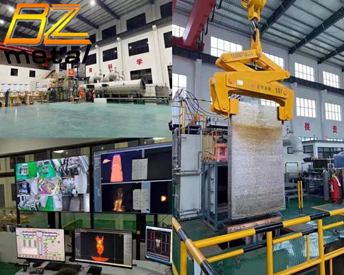 The First Vacuum Electron Beam Smelting Furnace of Baoti Group Equipment Technology Co., Ltd. Has Re