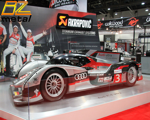Research status of titanium and titanium alloys for automobiles