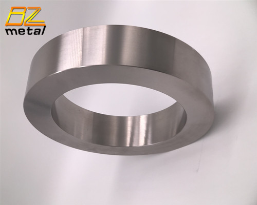 Titanium and titanium alloy forging