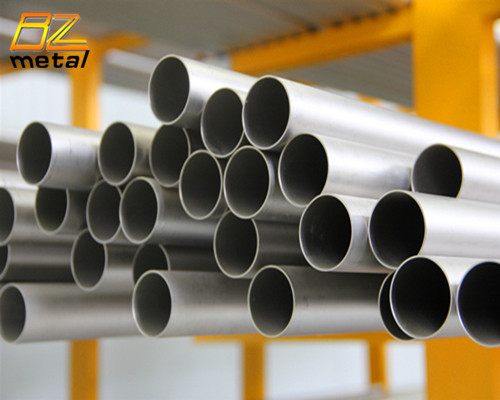 Titanium Pipes and Tubes