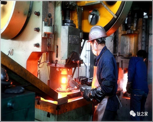 Common Defects That caused by Improper Forging Process