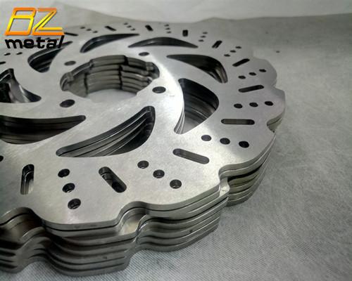 Titanium Brake Rotor for racing performace