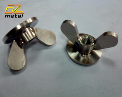 Titanium Wing Nut