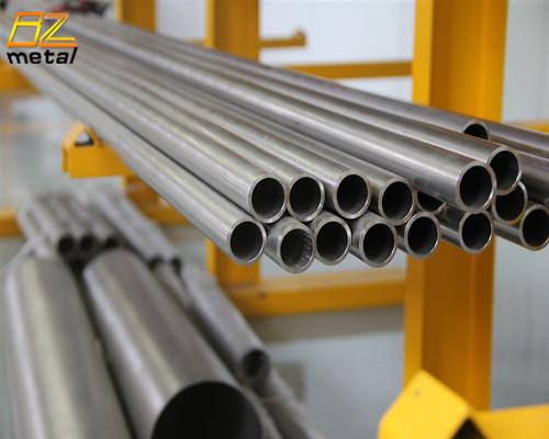 Gr9 Titanium Alloy Tube