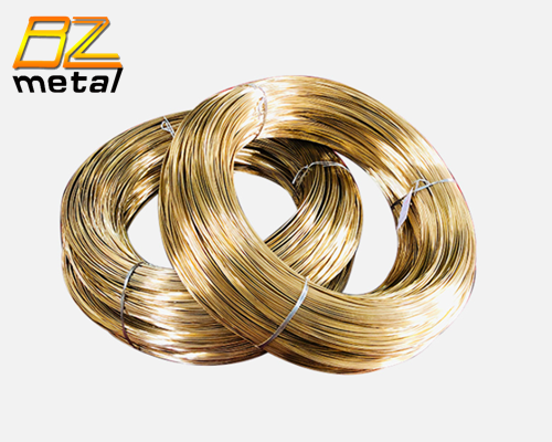 High Quality Silver Plated Brass Wire For Jewelry