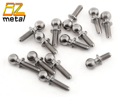Titanium Ball Stud Kit For RC Kart