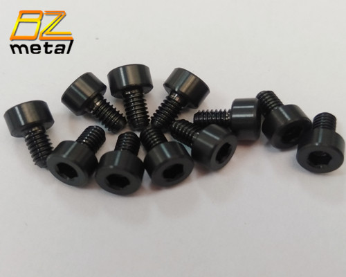 Titanium Hexagon socket head cap screw