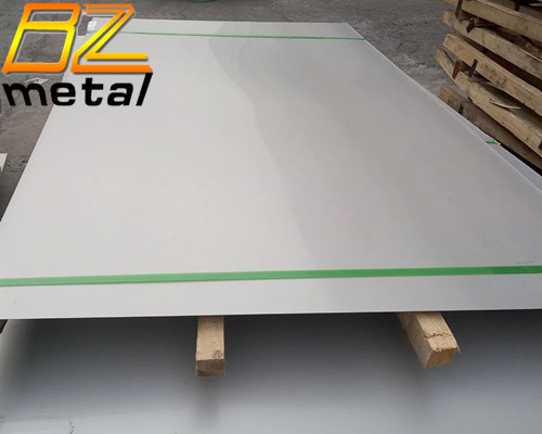 Nickel 200 400 and Nickel Alloy 600 601 Sheets