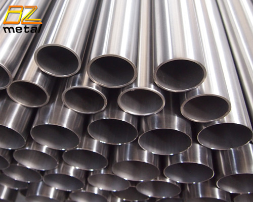High quality Gr9 Ti-3al-2.5v Titanium Seamless Tubes For Bicycle Frame