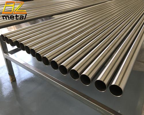 """Gr2 Titanium 3"""" , 3.5"""" , 4"""" 76mm, 89mm, 101mm titanium tube in stock"""