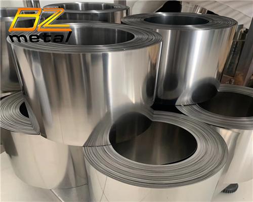 Good Quality 0.01mm-0.5mm Grade 1 Grade 2 Grade 5 titanium foil ASTM B265