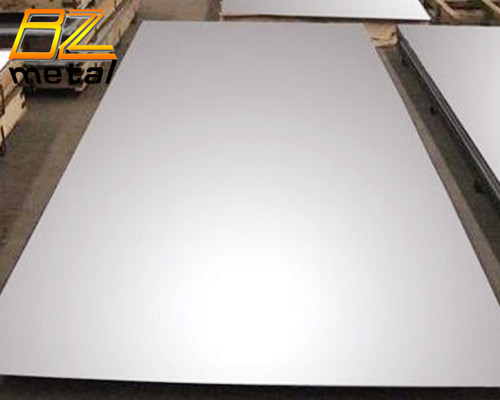 PRODUCTION PROCESS OF TITANIUM PLATE