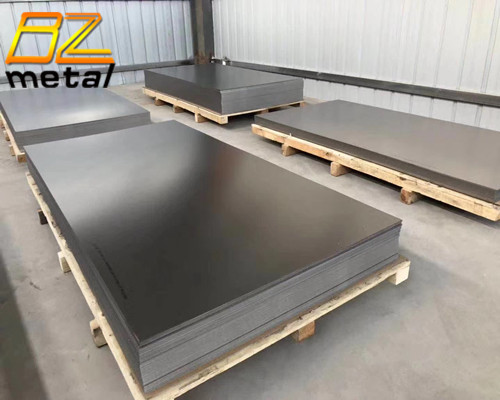 Thickness 0.8mm ASTM B265 Titanium sheet, Titanium Plates, Titanium alloy sheet