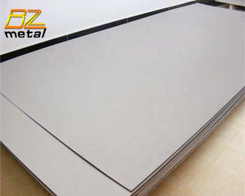 1mm 2mm 3mm 4mm 5mm 6mm 8mm 10mm 50mm Gr2 Gr5 titanium alloy plate titanium sheet