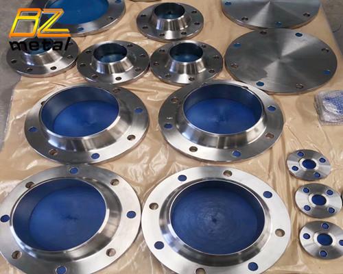 ANSI B 16.5 GR2 Titanium Blind Flange For Pressure Vessel