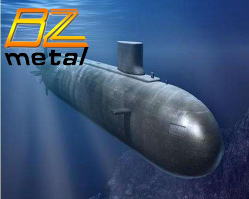 Application of Titanium Material on Nuclear Submarines in the Former Soviet Union