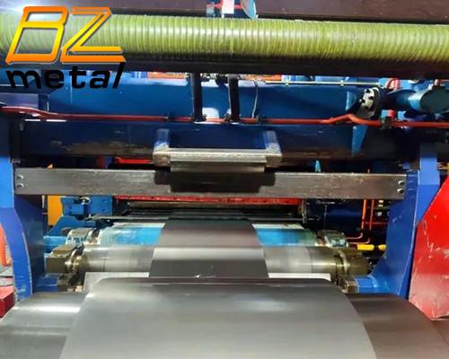 Baoti Group Titanium Strip Co., Ltd. has made a Major Breakthrough in the Rolling of Narrow Strip Co