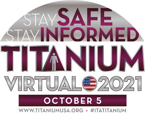 TITANIUM Virtual Conference & Expo 2021