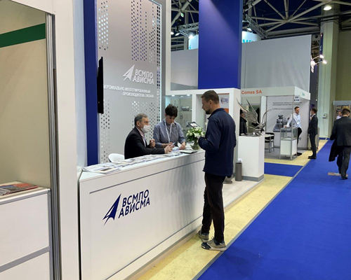 """VSMPO-Avisma Participates in """"2021 -- Oil and Gas"""" Expo in Moscow"""
