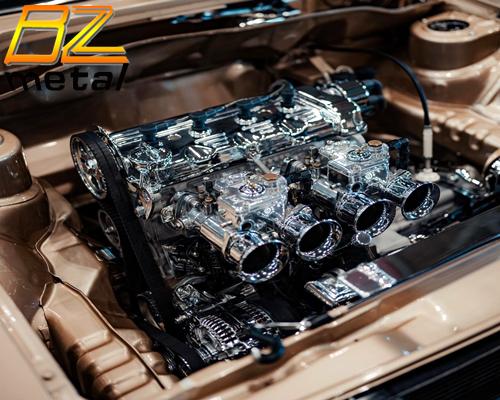 Titanium Alloys Used To Make Car Parts--I