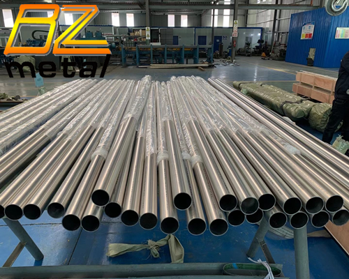 The Output of China's Titanium Pipe Industry in 2020 Has Been Declining--II