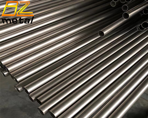 Technology of Cold Rolling Grade 5 Titanium Alloy Tube