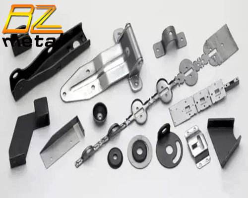 Some Kinds of Metal Material Forming Process--Drawing and Punching