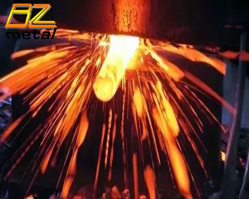 All Kinds of Metal Material Forming Process--Forging