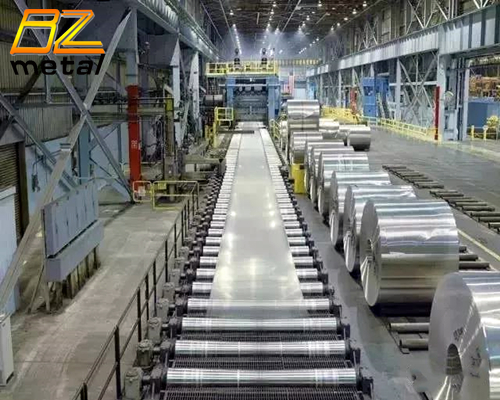All Kinds of Metal Material Forming Process--Rolling and Extruding