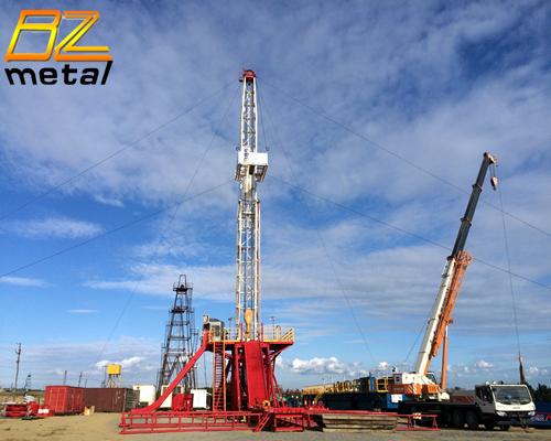 Application Of Titanium Alloy in Petroleum and Natural Gas Exploration & Development--II